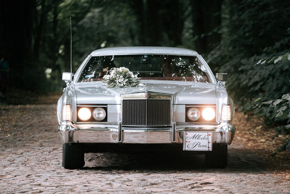 samochód na ślub Szczecin