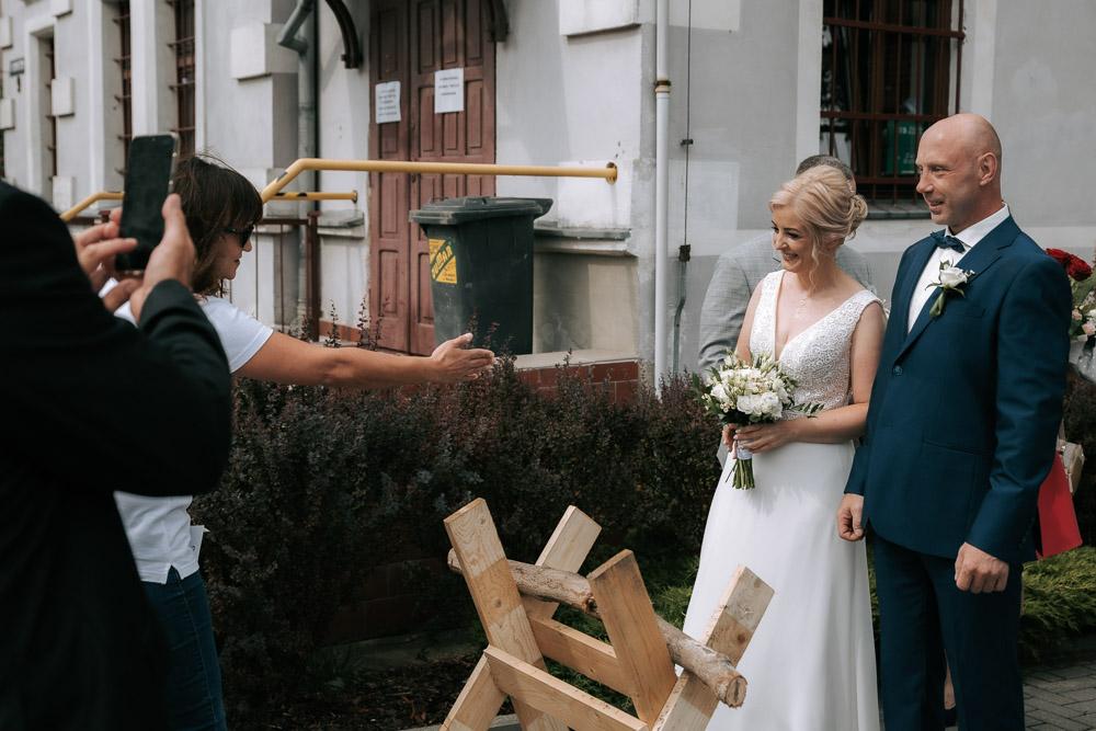 reportaż ślubny Widuchowa