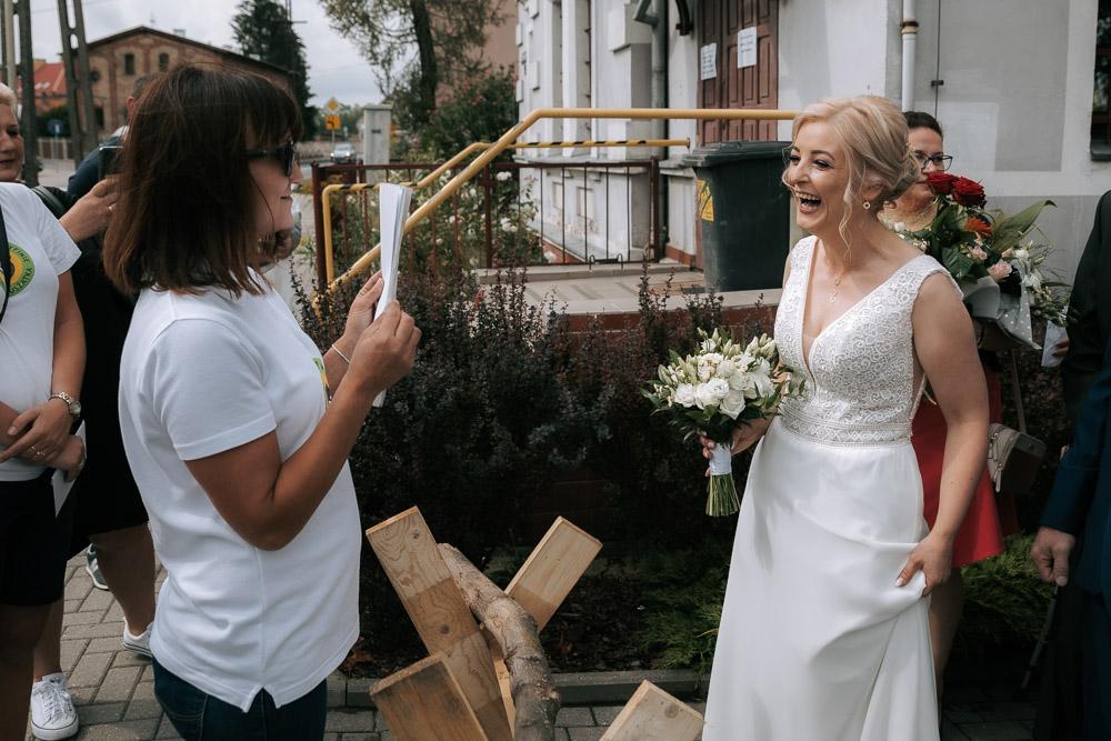 reportaż ślubny Gryfino
