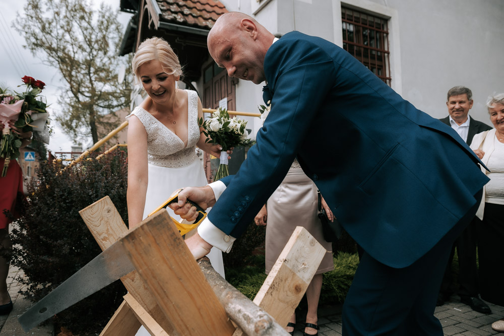 fotograf na ślub Gryfino