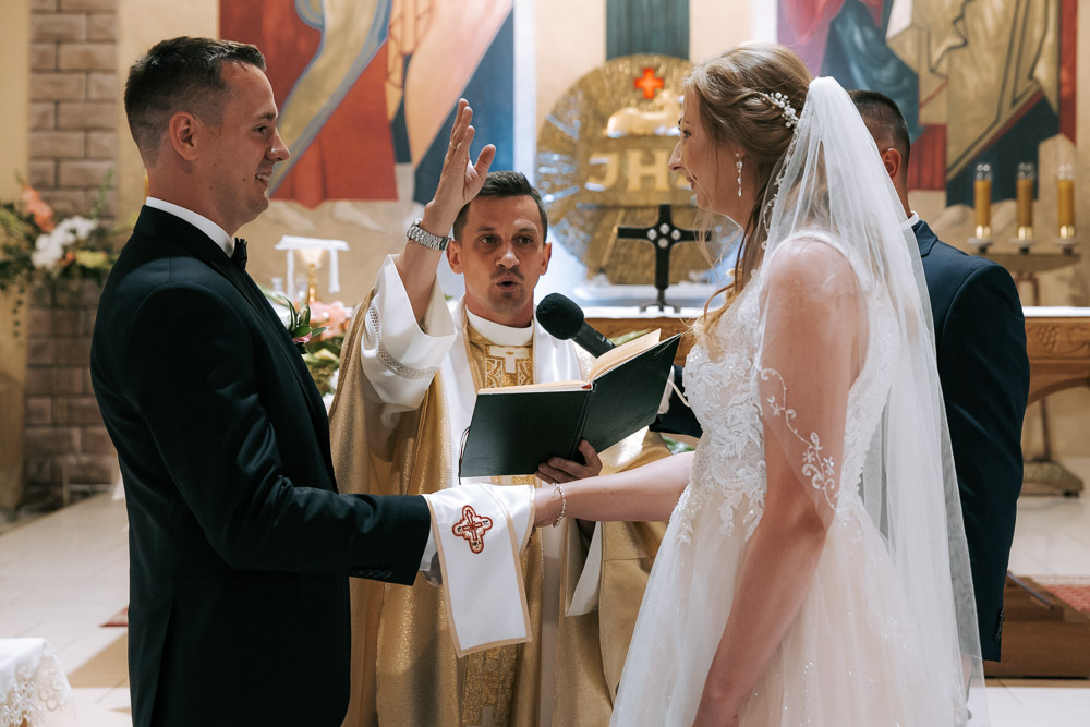 zdjęcia ślubne Szczecinek