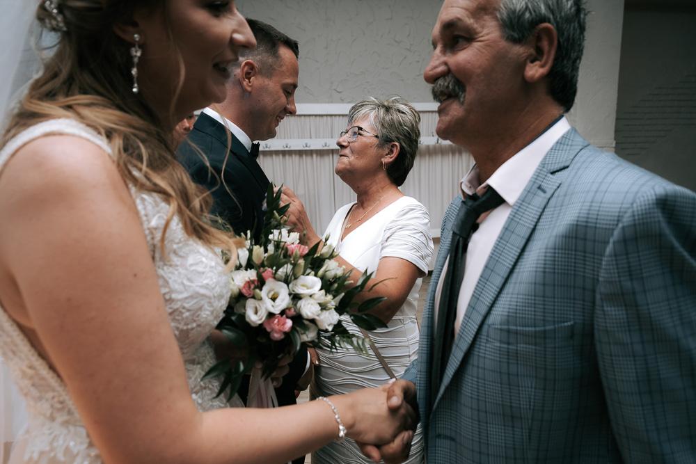 fotograf na wesele Szczecinek